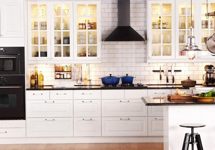 Unique Decoration Tips for IKEA Kitchen