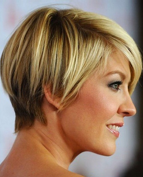 Casual Short Hairstyles For Straight Hair