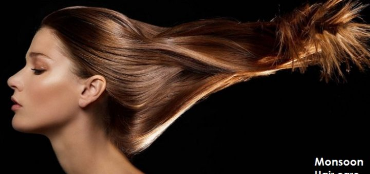Hair Care-How to care your hair during the monsoon or rainy season