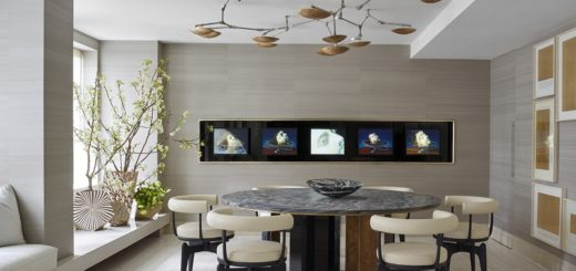 Some tips to make dining room decoration an easy task.