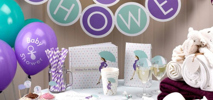 Exclusive tips for organizing baby shower party