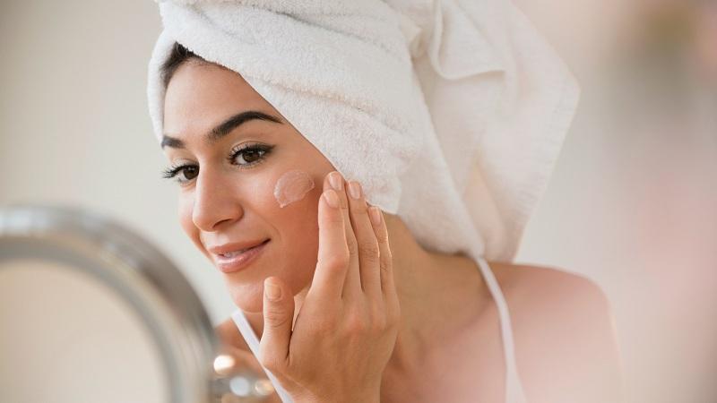 Use a moisturizer