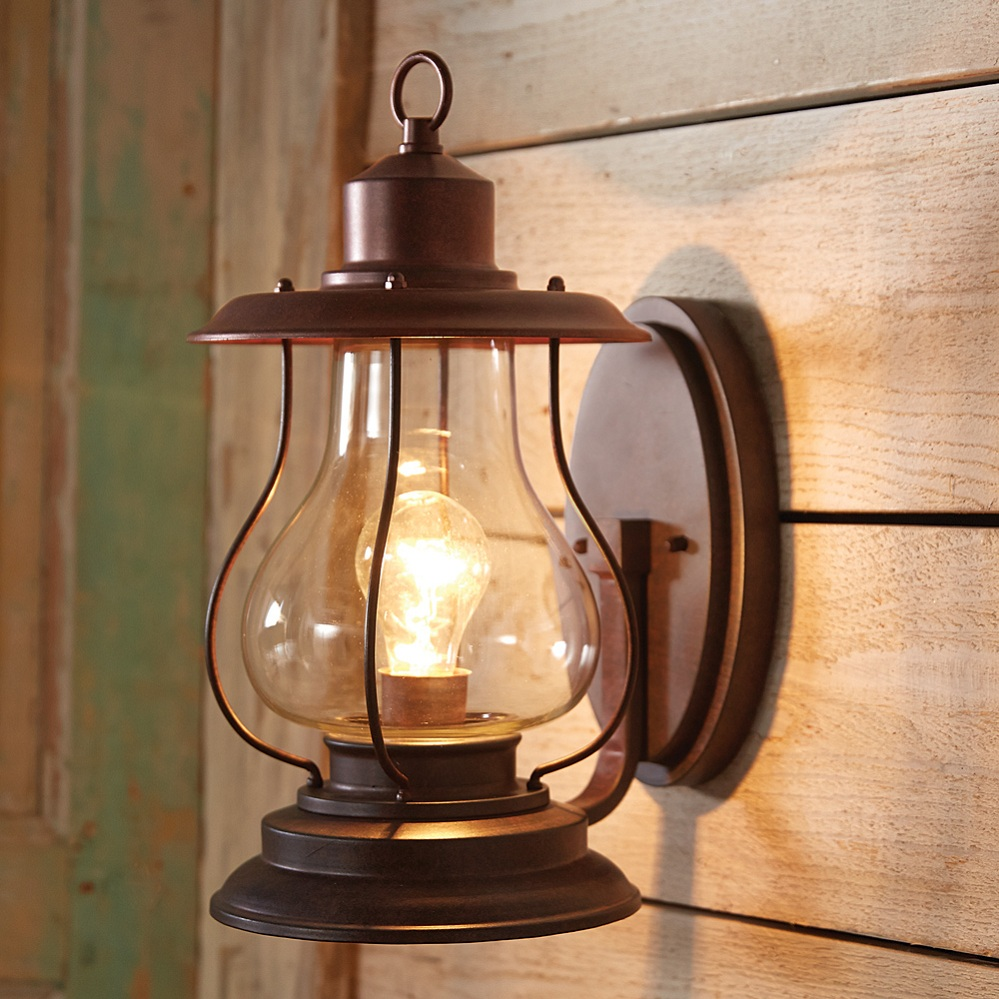 Cowboy Western Lighting To Brighten Those Dark Country Nights