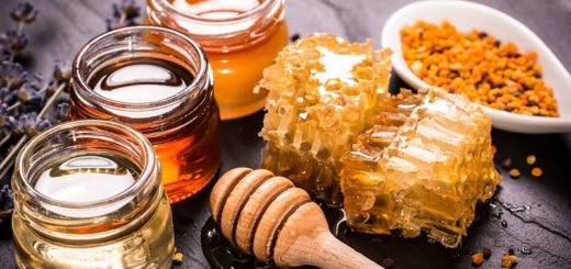 Honey is not just sugar. what else contributes to oral health?
