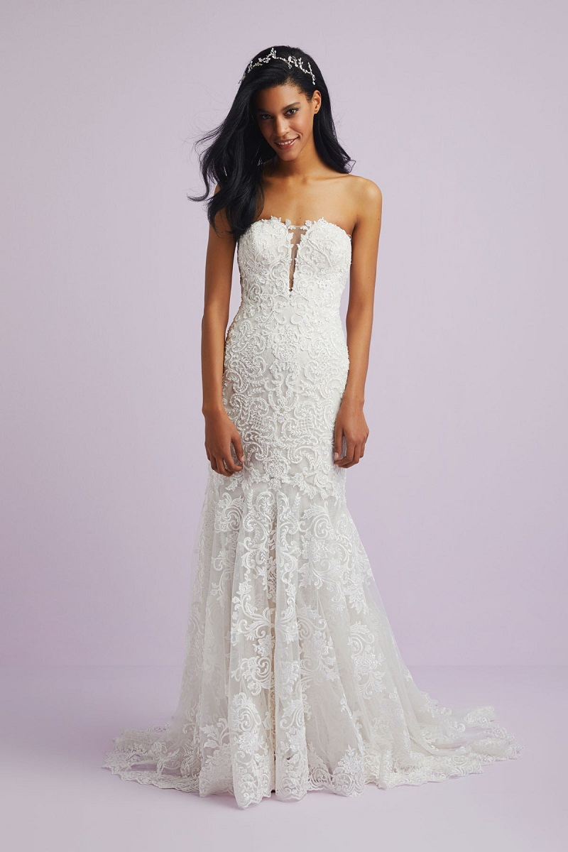 Mermaid wedding dresses: the 2019 models you want to wear