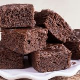 BEAN PROTEIN BROWNIE