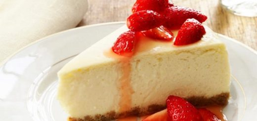 PREPARE A DELICIOUS HEALTHY CHEESECAKE