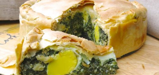 Torta Pasqualina: the Easter cake from the Ligurian tradition