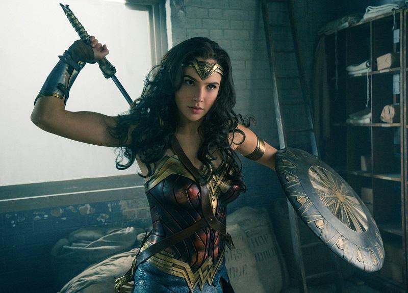 female hero