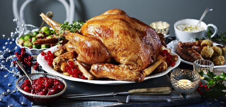 10 typical thanksgiving dishes