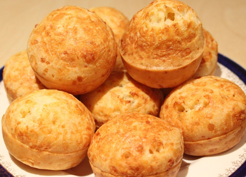 Cheese puffs: how to make savory puffs for appetizers!