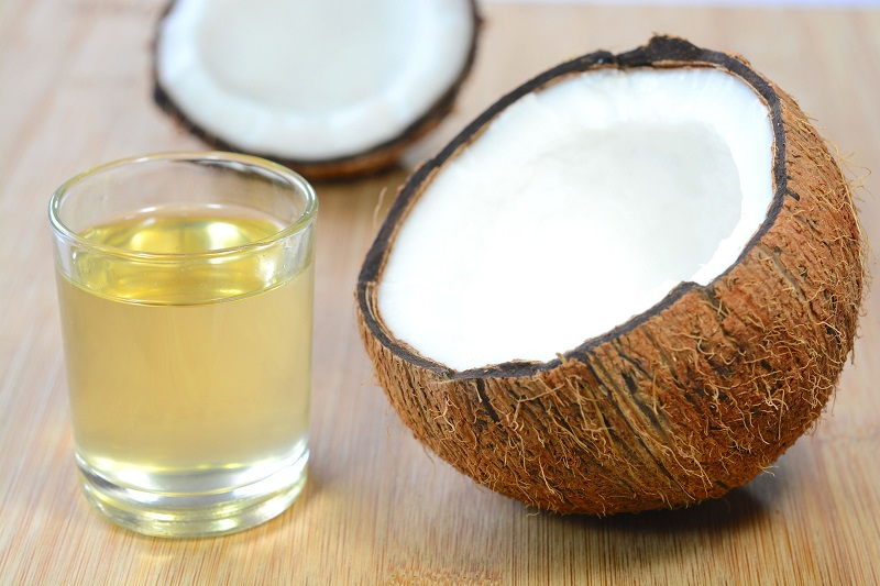 Coconut oil for hair: all uses for top hair!