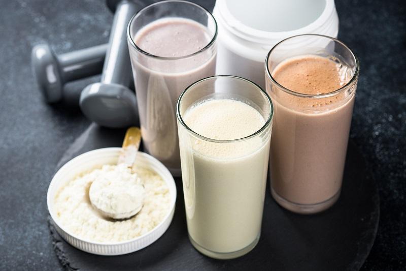 Do protein shakes really work?
