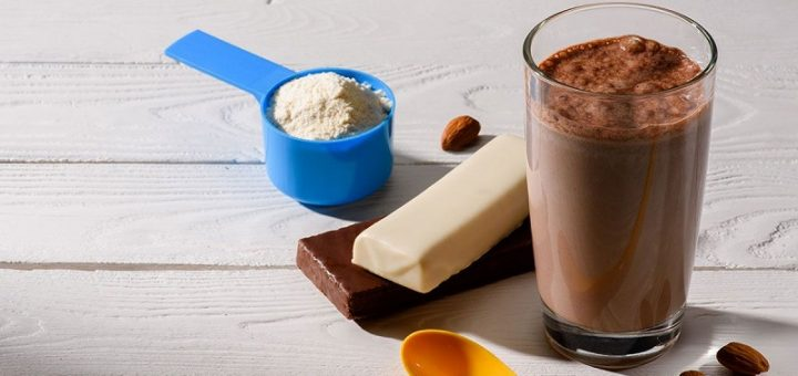 Do protein shakes really work?