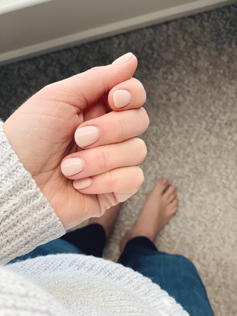 Acrylic nail filler