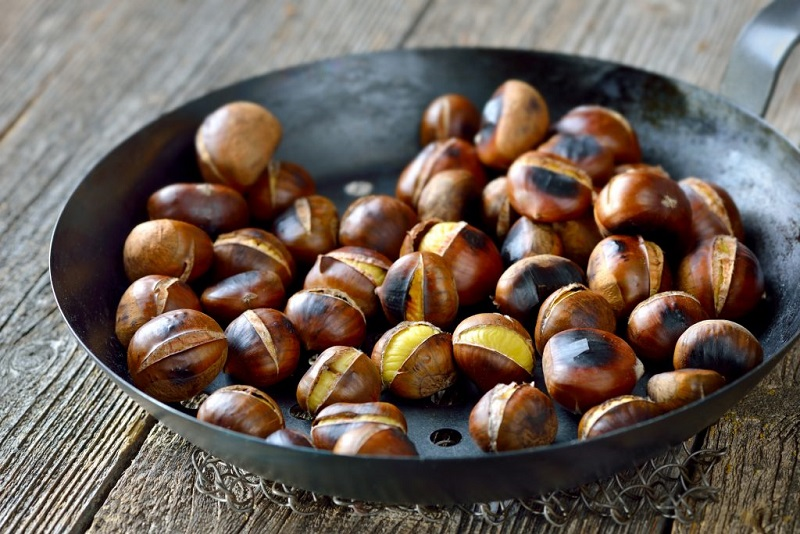 Recipes with chestnuts