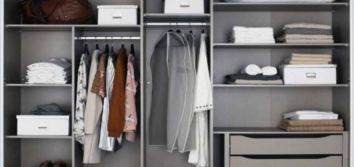 Good Use of Wardrobe Space