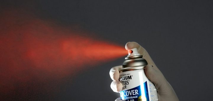 How to Remove Spray Paint Quickly