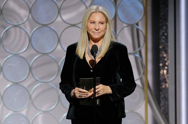 Barbra Streisand net worth