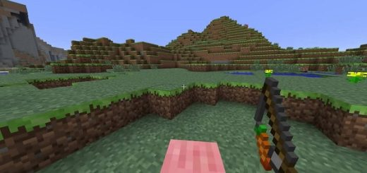 How do you make a carrot on a stick in Minecraft